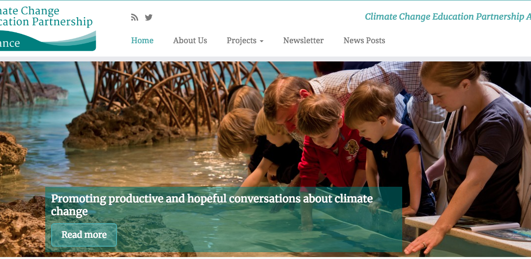 Climate Change Education Guide