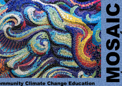 Community Climate Change Education: A Mosaic of Approaches