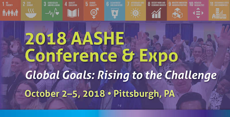 2018 AASHE Conference & Expo