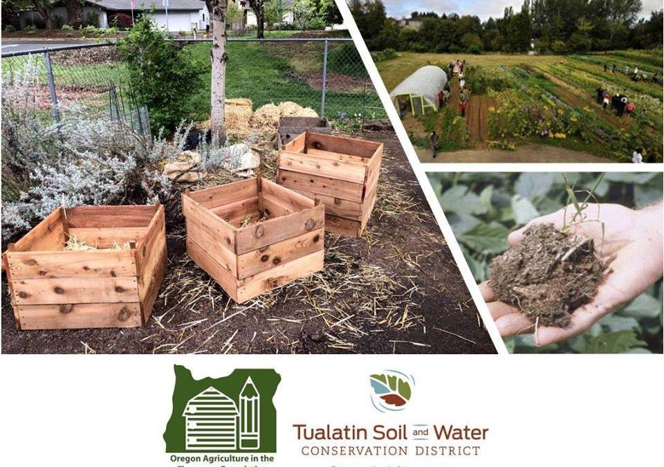 Free Soil Health Workshop for School Gardens