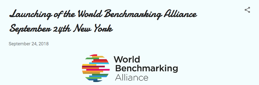 World Benchmarking Alliance