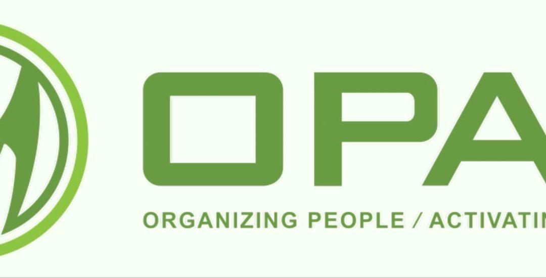 OPAL Organizing Director