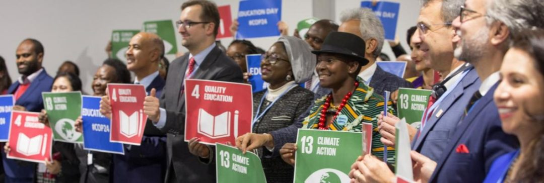 Education Requires Prominent Place in Countries' National Climate Plans