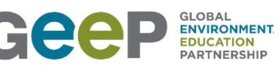 Global Environmental Education Partnership (GEEP)