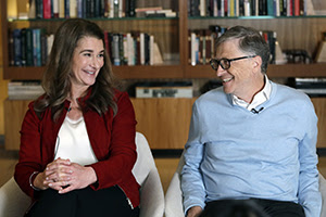 Bill and Melinda Gates Reveal the 9 Biggest Surprises They've Faced