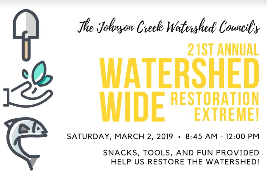 Watershed Wide: Restoration Extreme