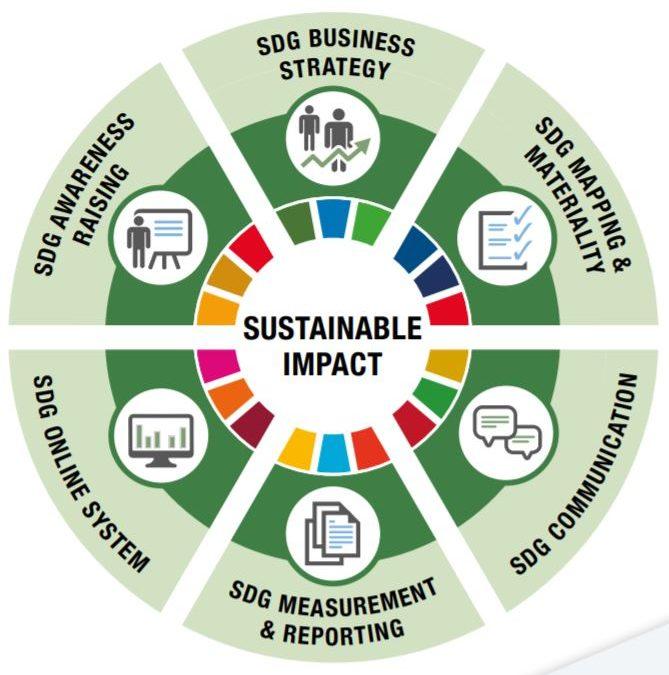 The University & College SDG Kick-Starter Program