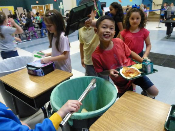 Eco-School Network Partnering with Metro to Launch School Waste Fellowship