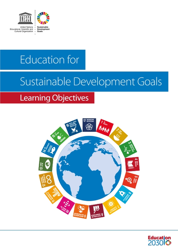 Education 2030: The Future Depends on Us!