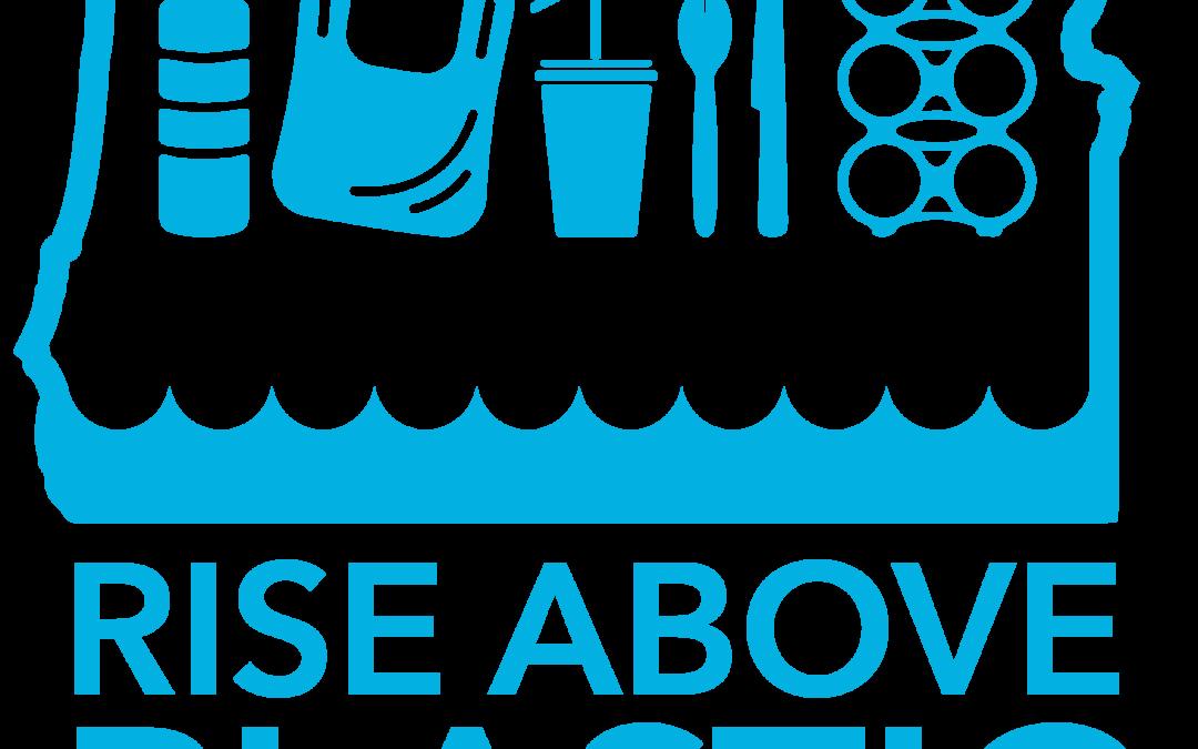 Surfrider's Rise Above Plastics Pledge