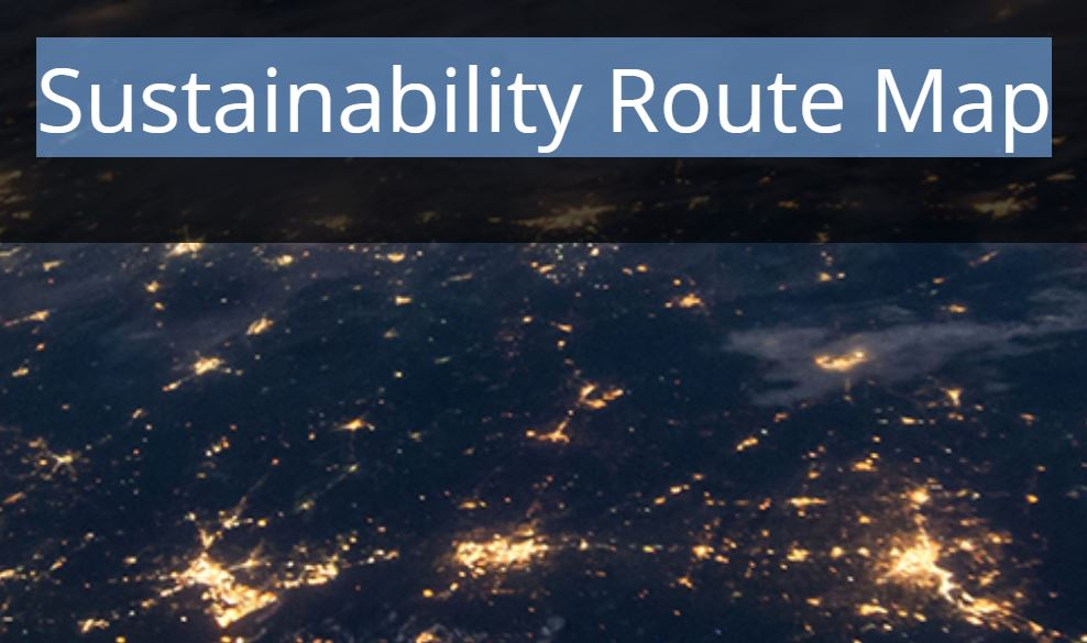 Sustainability Route Map