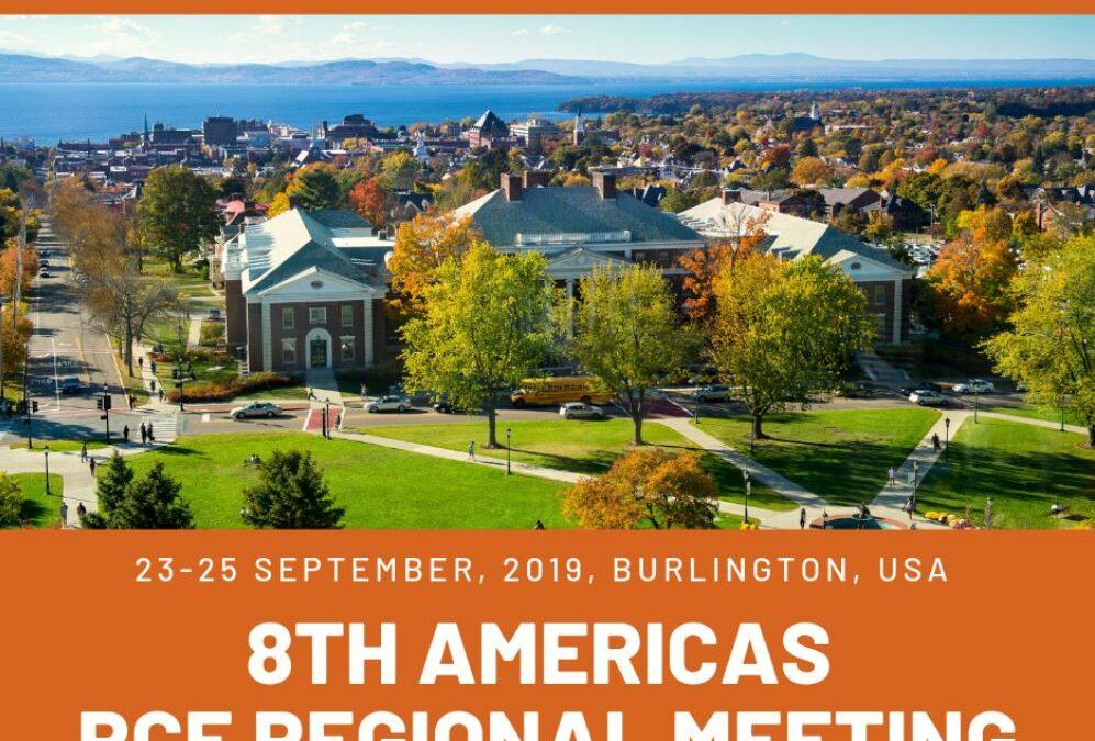 8th Americas RCE Meeting