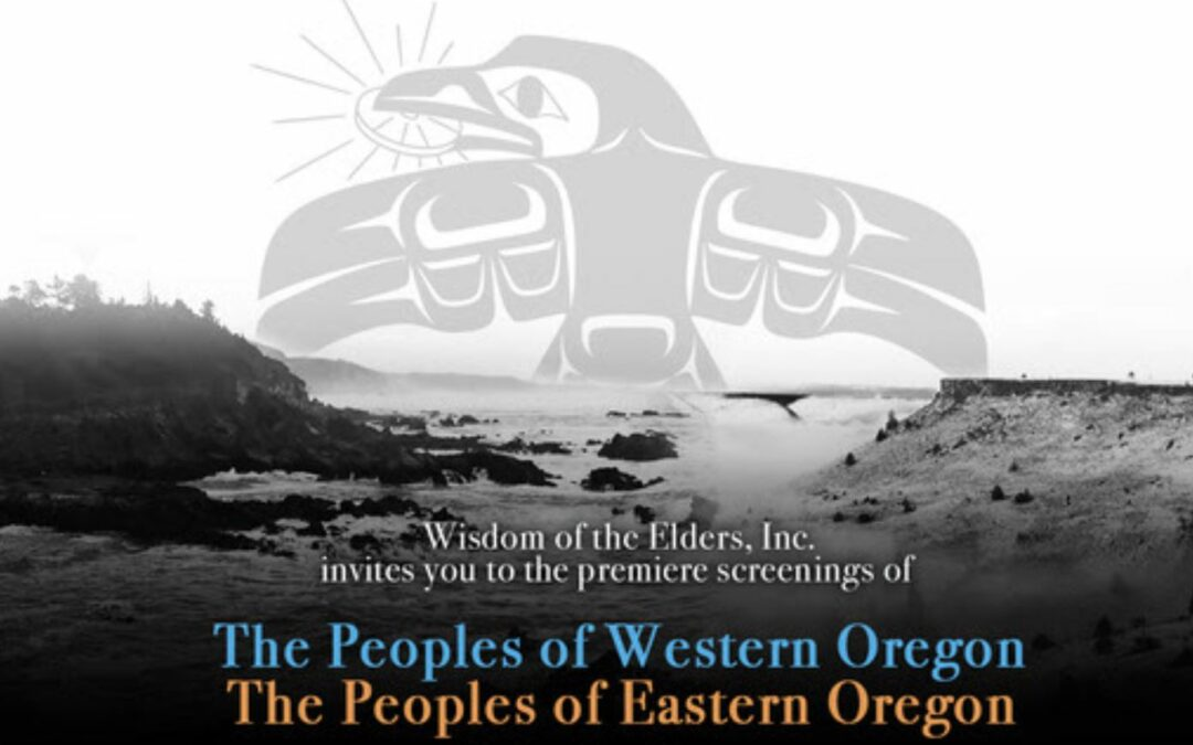The Peoples of Western Oregon