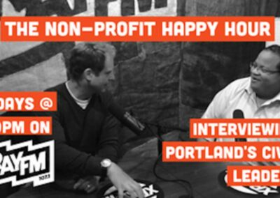 NON-PROFIT HAPPY HOUR