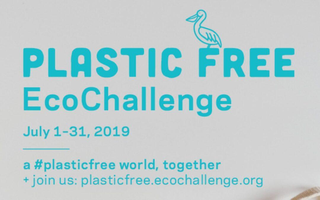 Plastic Free EcoChallenge