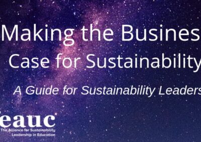 Making the Business Case for Sustainability
