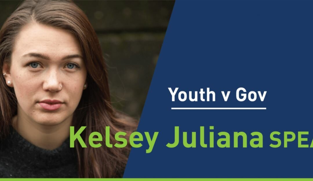 Kelsey Juliana Speaks