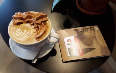 Serving Coffee and Community: Nossa Familia