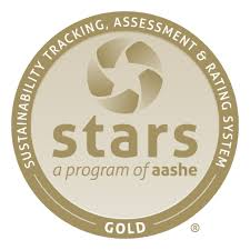 PSU maintains AASHE STARS Gold rating