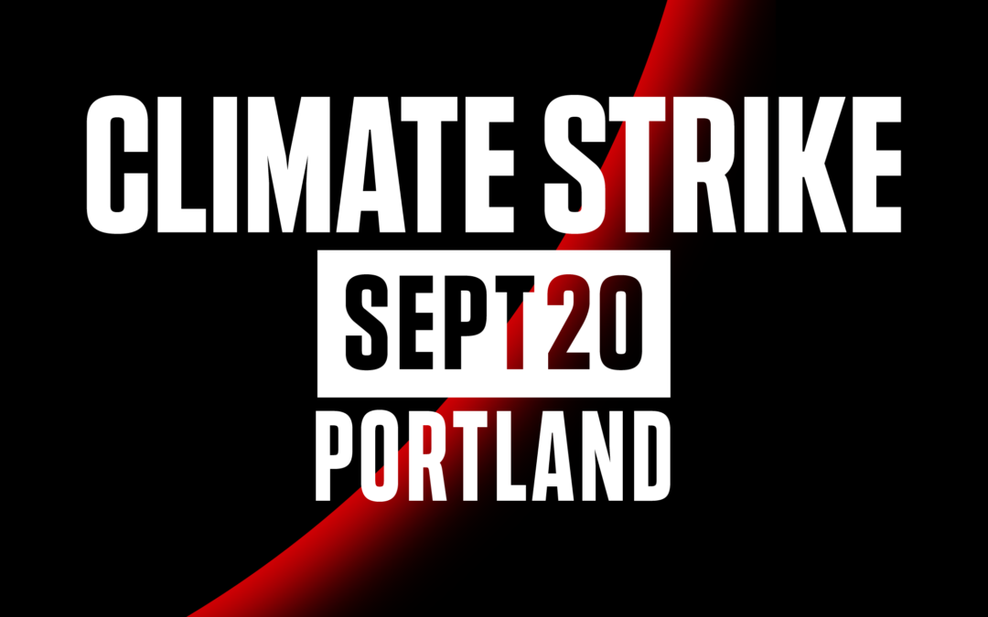 PDX Climate Strike
