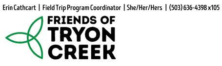 Friends of Tryon Creek EcoCrew