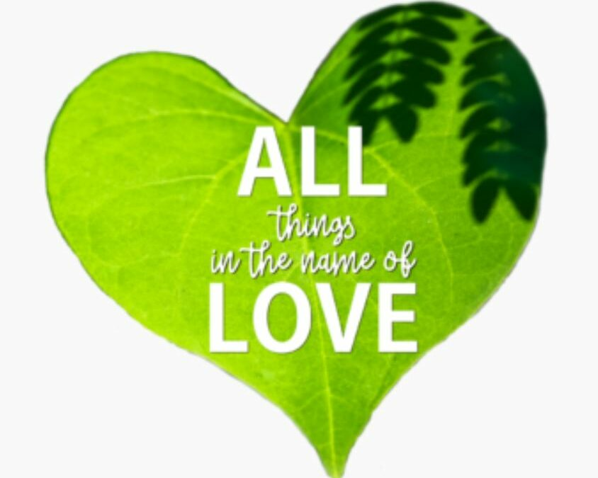 All Things in the Name of Love Podcast