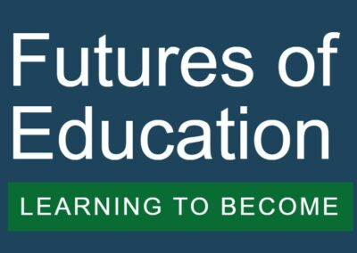 'Futures of Education: Learning to Become' Initiative