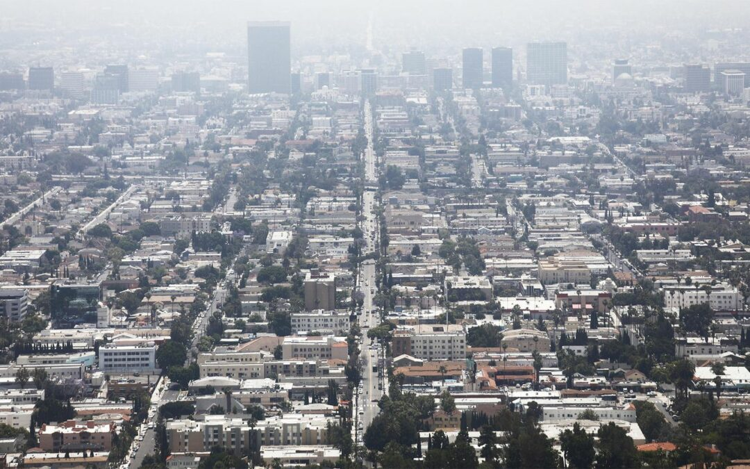 U.S. Air Quality Was Improving. Now It's Getting Worse