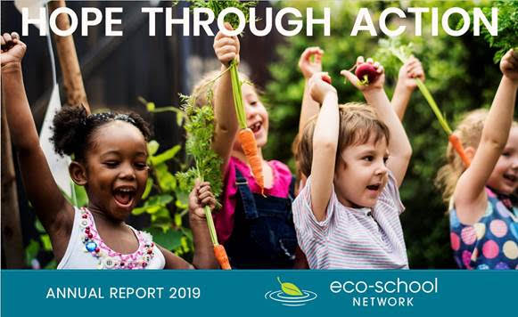 Eco-School Network Releases Annual Report