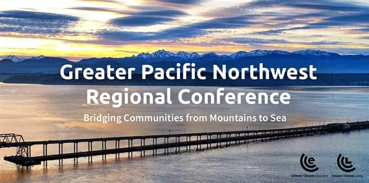 Citizens' Climate Lobby Greater Pacific Northwest Regional Conference