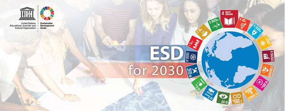 ESD for 2030: The Future Depends on Us!