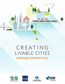 Creating Livable Cities: Regional Perspectives