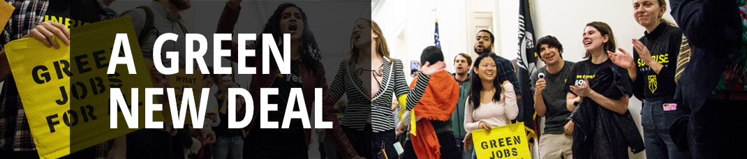 The Green New Deal: Bioneers Media Collection
