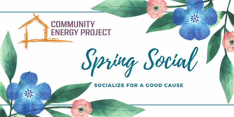 Community Energy Project – Spring Social