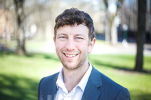 Fletcher Beaudoin named new Director of Portland State's Institute for Sustainable Solutions
