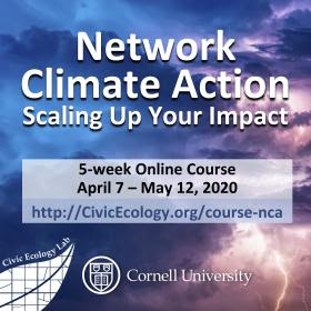 Network Climate Action: Scaling Up Your Climate Impact