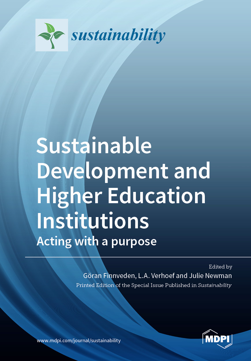 Sustainable Development and Higher Education Institutions: Acting With a Purpose