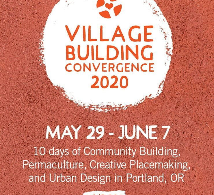 Village Building Convergence 2020