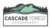 Job opportunity with Cascade Forest Conservancy