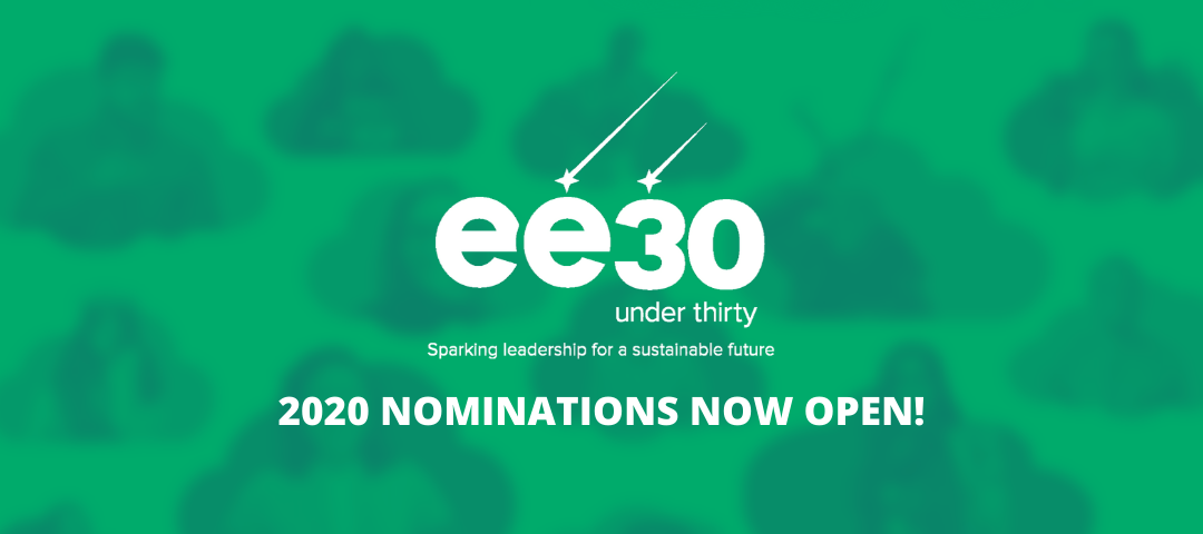 Call for Applications/Nominations: EE 30 Under 30