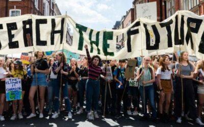 Climate change: Schools failing us, say pupils