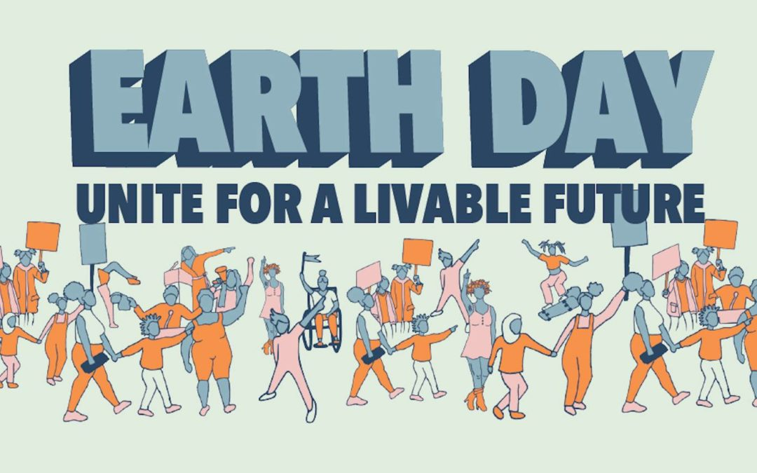 Earth Day Virtual Rally