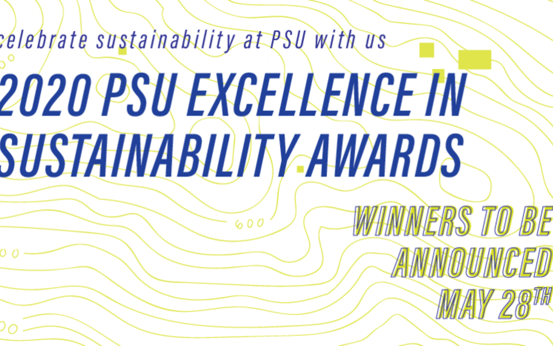 PSU Excellence in Sustainability Awards