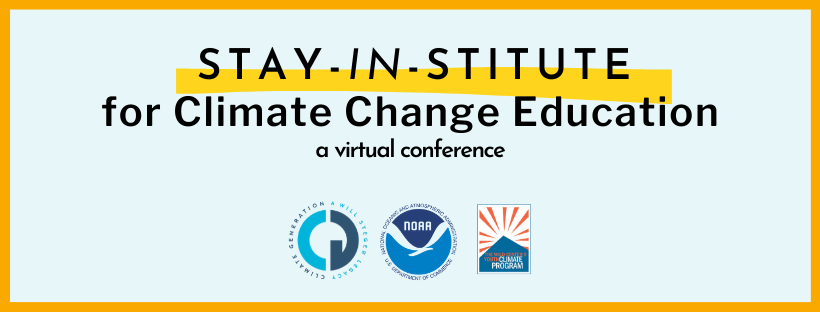 Stay-In-Stitute; FOr Climate Change Education