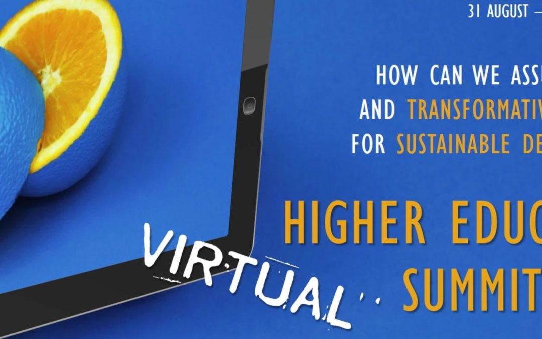 Virtual Higher Education Summit 2020