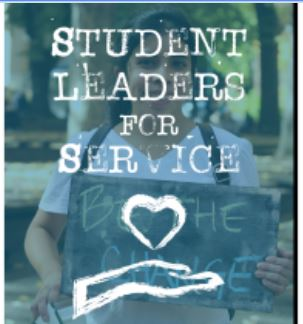 2020-21 Student Leaders for Service