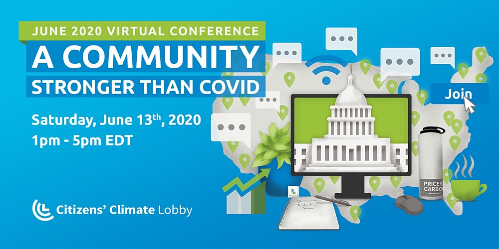 Registration Open for Citizens Climate Lobby!