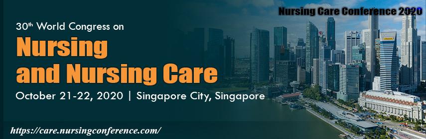 30th World Congress on Nursing and Nursing Care