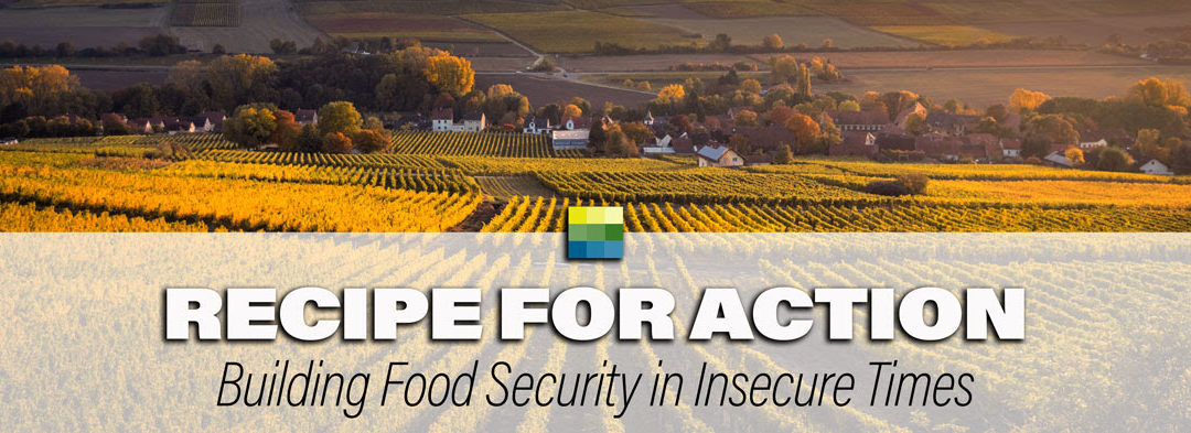 Recipe for Action: Building Food Security in Insecure Times