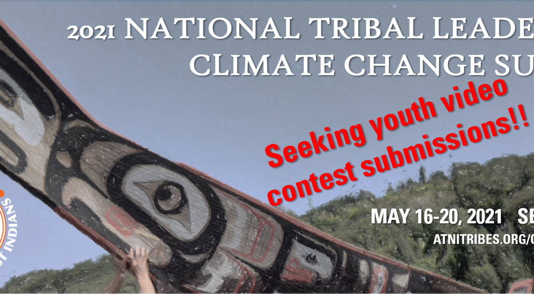 National Climate Summit Indigenous Youth Video Contest